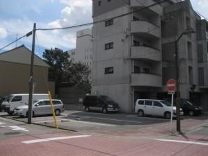 LA KIKUI駐車場