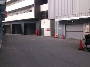 FKノステルコート岡崎駐車場