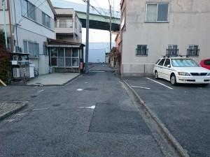 FK百船町22-12駐車場