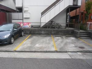 FK南分町駐車場