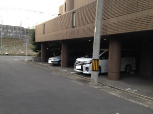サンアベニュー尾頭橋駐車場