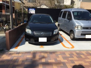 北区柳原3丁目加藤月極駐車場