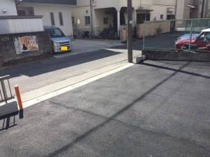 コーポ三登月極駐車場