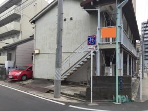 仲田2丁目仲杉荘駐車場