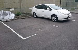 豆田町2丁目丹羽駐車場