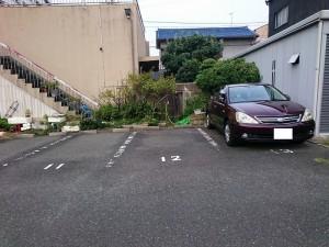 旗屋2丁目池田駐車場