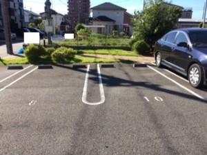 FKSintHill駐車場