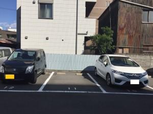 古出来駐車場