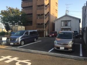 きたやま駐車場(手前・奥区画)