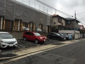 FKファミーユ西入駐車場