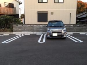 神領1丁目駐車場