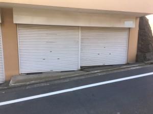 和泉台マンション駐車場