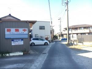 FK西尾市西八幡山ガレージ
