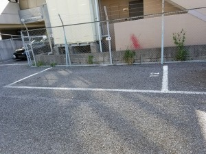 FK一番2丁目駐車場