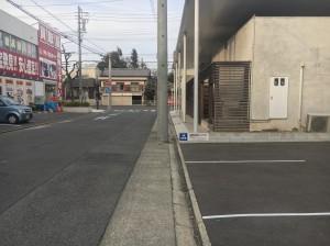 瑞穂内方町駐車場