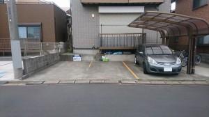 FKポポハウス芝原駐車場