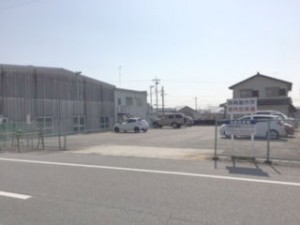 有限会社伸興製作所月極駐車場(岡崎市橋目町)