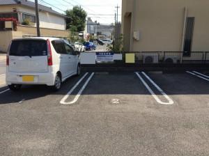 FK FOUR SEASON駐車場