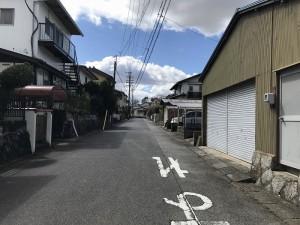 細川町山ノ神駐車場