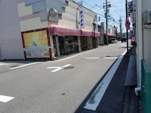 笠寺町バイクガレージ