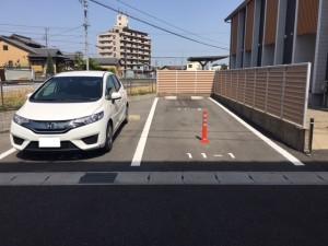FK ConforDemeureⅤ駐車場