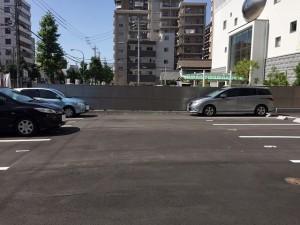 糸三横田駐車場