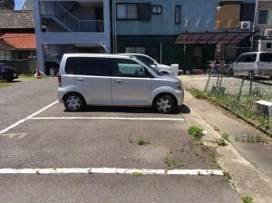 杉浦ビル月極駐車場