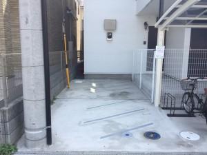 FKグランフォート八潮駐車場