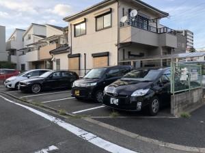 伝馬2丁目池村駐車場(普通車・軽専用)