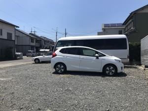 八百島1丁目102駐車場(トラック用)
