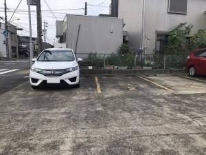 神野町1丁目林駐車場