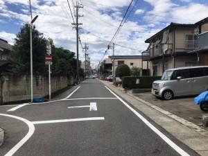 西新渡辺駐車場